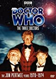 Doctor Who: Three Doctors [DVD] [1963] [Region 1] [US Import] [NTSC]