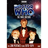 Doctor Who: The Three Doctors (Story 65) ~ William Hartnell