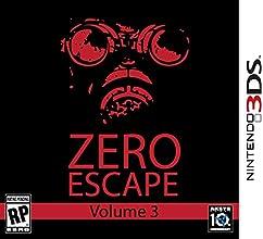 Zero Escape Volume 3 3DS - Nintendo 3DS