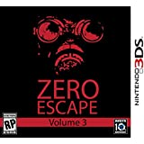Zero Escape Volume 3 3DS - Nintendo 3DS