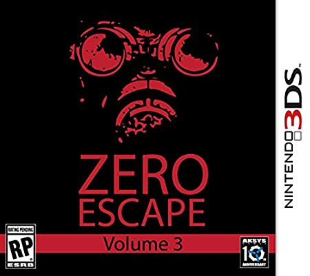 Zero Escape 3 - Limited Watch Bonus Edition - Nintendo 3DS