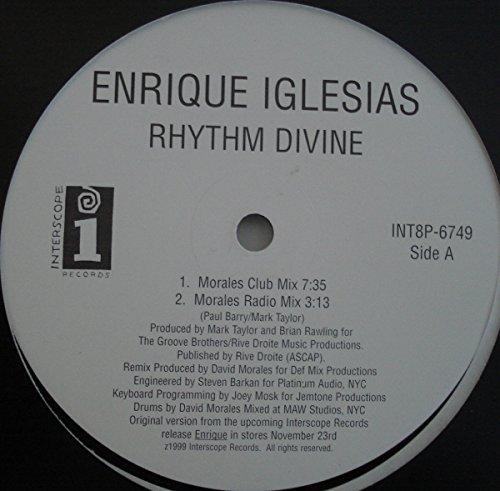 Vinilo : Enrique Iglesias - Rhythm Divine (Canada - Import)