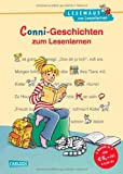LESEMAUS zum Lesenlernen Sammelbände: Conni-Geschichten zum Lesenlernen: Bild-Wörter-Geschichten - mit Bildern lesen lernen