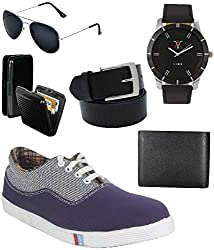 Lime offers combo of casual shoes and wallet watch belt sunglasses and cardholder (8)