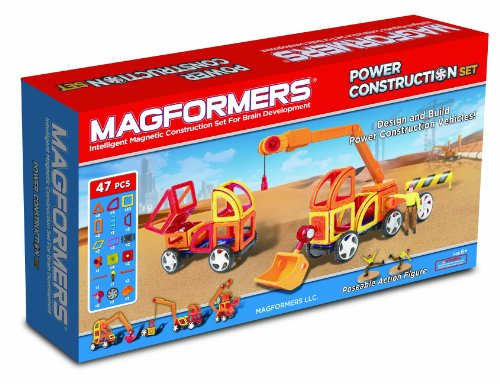 Magformers Power Construction Set front-385371