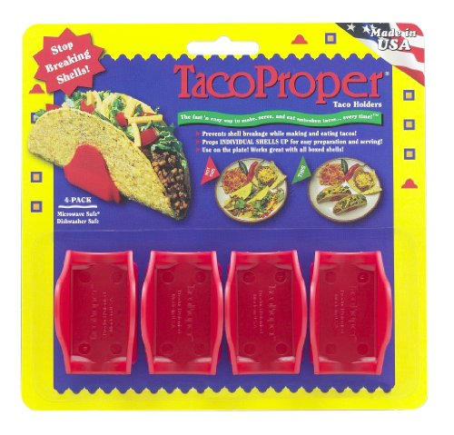 Taco Proper Taco Holders - 4 Pack
