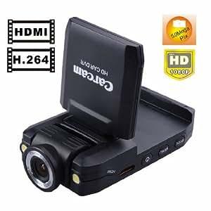 K2000 CarCam Car DVR Wide Angle Dashboard Camera HD Car Black Box