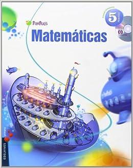 Matematicas 5º Primaria (Tres Trimestres) (Pixepolis