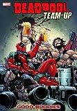 img - for Deadpool Team-Up HC Vol 01 Good Buddies book / textbook / text book