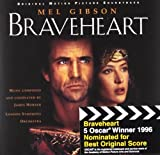 Braveheart: Original Motion Picture Soundtrack Soundtrack edition (1995) Audio CD