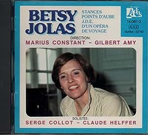 Betsy Jolas - Gilbert Amy - Carnet De Notes 31