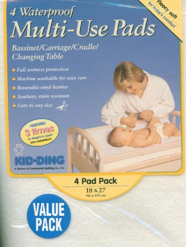 Kid-ding Waterproof Multi-Use Pads - 18