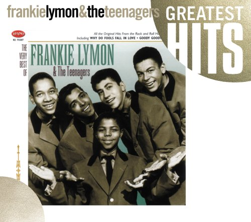 Frankie Lymon & The Teenagers - Gusselby Records Cruising Music From The 50