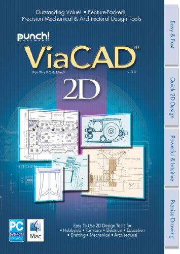 Encore Punch Viacad 2D Pc Mac V8 Dsa
