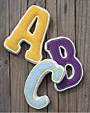 Crochet A to Z alphabets with Symbolic Patterns