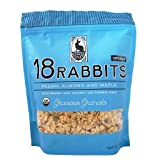 18 Rabbits Gracious Granola With Organic Pecans, Almonds & Coconut 12 Oz (Pack Of 2)