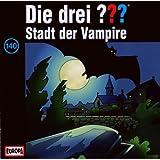"""Folge 140/Stadt der Vampirevon """"Die Drei Fragezeichen"""""""