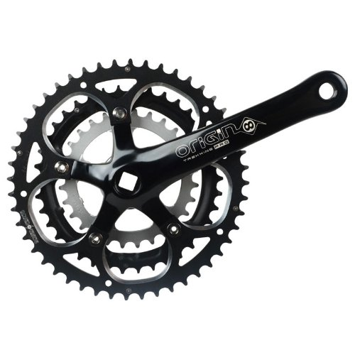 Origin8 Alloy Trekking MTN Bicycle Crankset - 175 x 48-38-28
