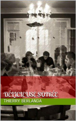 Couverture du livre Délicieuse soirée