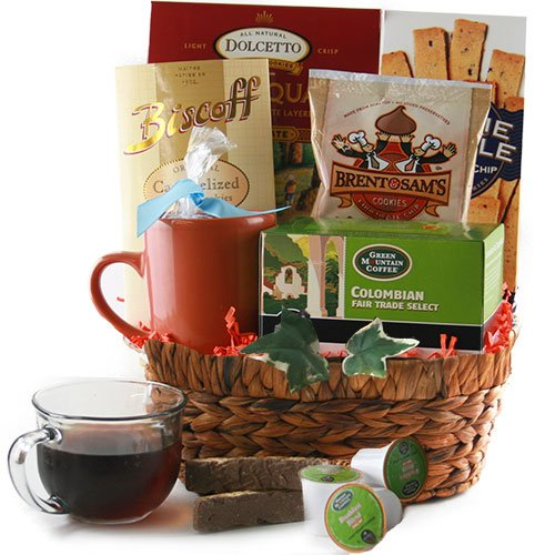 Starbucks Coffee Gift Baskets