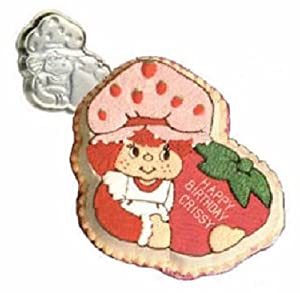 Amazon.com: Vintage 1981 Wilton Strawberry Shortcake