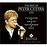 Best of Peter Cetera Live (Dig)
