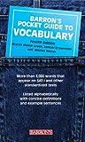 Barron's Pocket Guide to Vocabulary (Barron's Pocket Guides)