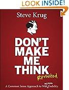 Steve Krug (Author)(171)Buy new: $45.00$22.70108 used & newfrom$22.00
