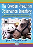 img - for The Cowden Preautism Observation Inventory: With Effective Intervention Activities for Sensory Motor Stimulation and Joint Attention book / textbook / text book