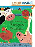 Farmyard Hullabaloo (Book & CD)