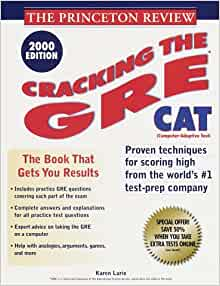 Read reviews and buy the best GRE prep books from top publishers, including Kaplan, Barron's, Princeton Review and more. Read reviews and buy the best GRE prep books from top publishers, including Kaplan, Barron's, Princeton Review and more. The 8 Best GRE Prep Books to Buy in Search the site GO.
