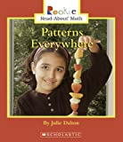 img - for Patterns Everywhere (Rookie Read-About Math) book / textbook / text book