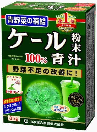 Kale Aojiru 100% | Kale Powder | 85G (Japanese Import)