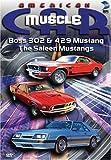 echange, troc  - American Musclecar: Boss 302 & Boss 429 Mustang [Import USA Zone 1]