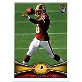 Robert Griffin III Washington Redskins Rookie Signed Autographed Mini Helmet Authentic Certified Coa