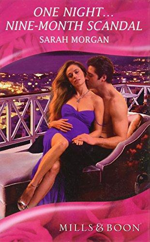 one-nightnine-month-scandal-mills-boon-hardback-romance