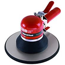 Ingersoll Rand 328B Heavy Duty Air Geared Orbital Sander - 8-Inch Pad