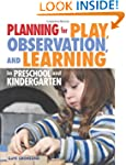 Planning For Play,Observation,and Lea...