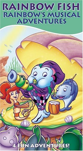 Rainbow Fish - Rainbow's Musical Adventures [VHS]