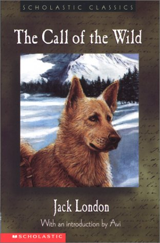 book cover of The Call of the Wild
