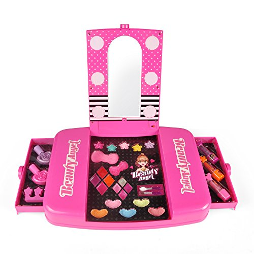 Fashion-Makeup-Light-Up-Beauty-Vanity-Cosmetic-Set-with-Mirror