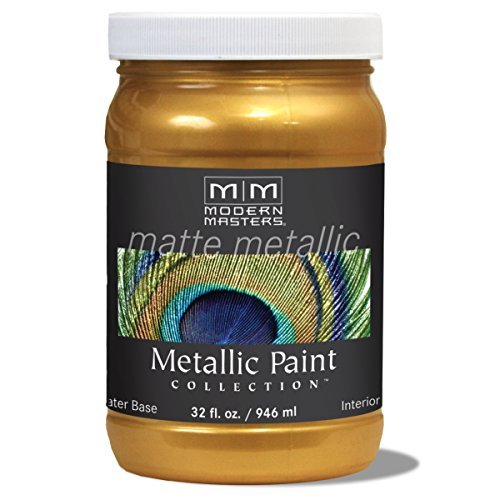 modern-masters-mm659-matte-metallic-paint-olympic-gold-quart-by-modern-masters