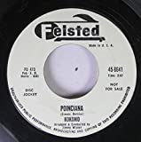 Kokomo 45 RPM Poinciana / The Good earth