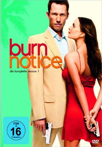 Burn Notice - Die komplette Season 1 (im Pappschuber) [4 DVDs]