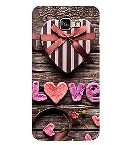 Printvisa Ultra Love 2D Hard Polycarbonate Designer Back Case Cover for Samsung Galaxy A8 :: ...
