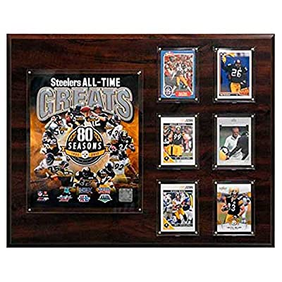NFL Pittsburgh Steelers 16 x 20-Inch All-Time Great Photo Plaque