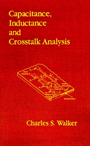 Capacitance, Inductance, and CrossTalk Analysis (Microwave Library)
