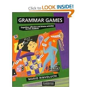 Grammar Games - Mario Rinvolucri