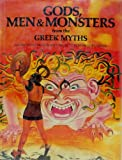 img - for Gods, Men and Monsters from the Greek Myths (World Mythologies Series) book / textbook / text book