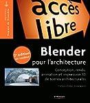 Blender pour l'architecture: Concepti...